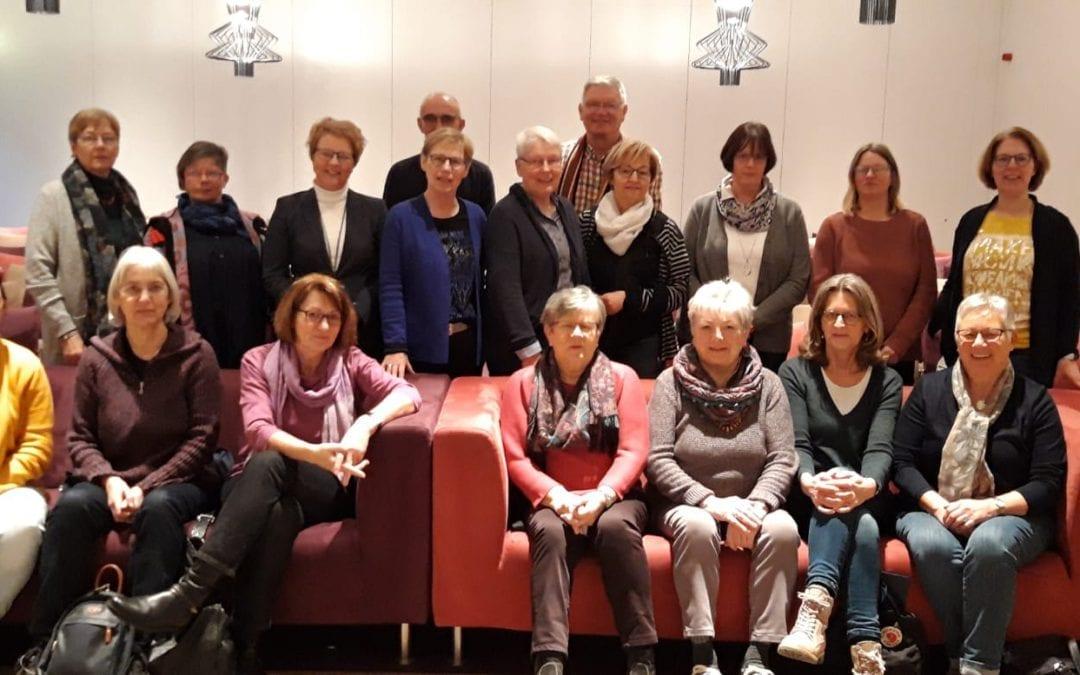 Rondleiding Duitse vrijwilligers
